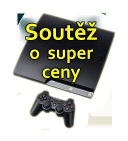 PS3 soutěž o super ceny