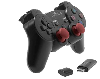 bezdrátový neznačkový ovladač na Playstation 3