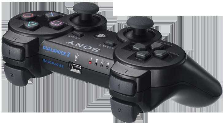 Sony Dualshock 3 ovladač je nejlepší
