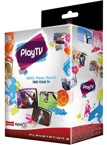 PlayTV PS3